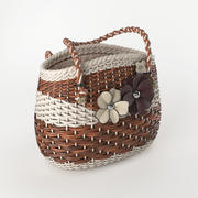 Basket bag 3d model