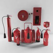antincendio 3d model