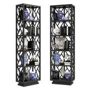Eichholtz Cabinet Harmony 111262 3d model