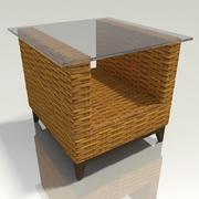 Hasır Sonu TAble 3d model