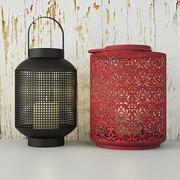 Lanterns by ZARA HOME 3d model