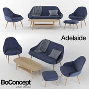 BoConcept Adelaide 3d model