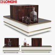 Стол делителя Лонги Коэна 3d model