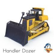 Handler Dozer 3d model