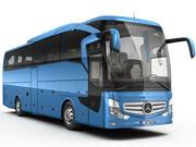 Mercedes Yeni Travego 3d model