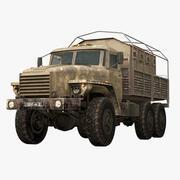 Ural 4320 Federal 3d model