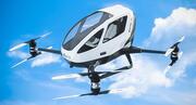 Passanger Dron EHANG 184 3d model