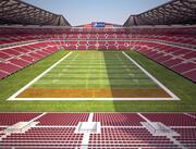 Stadio di calcio degli Stati Uniti 3d model