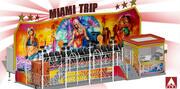 Супер Майами Поездка 3d model