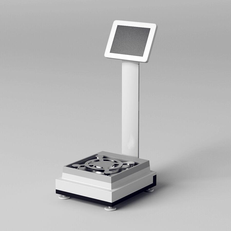 Equipamento de laboratório médico royalty-free 3d model - Preview no. 8