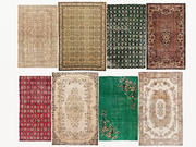 Carpet kilim rugs vol 02 3d model