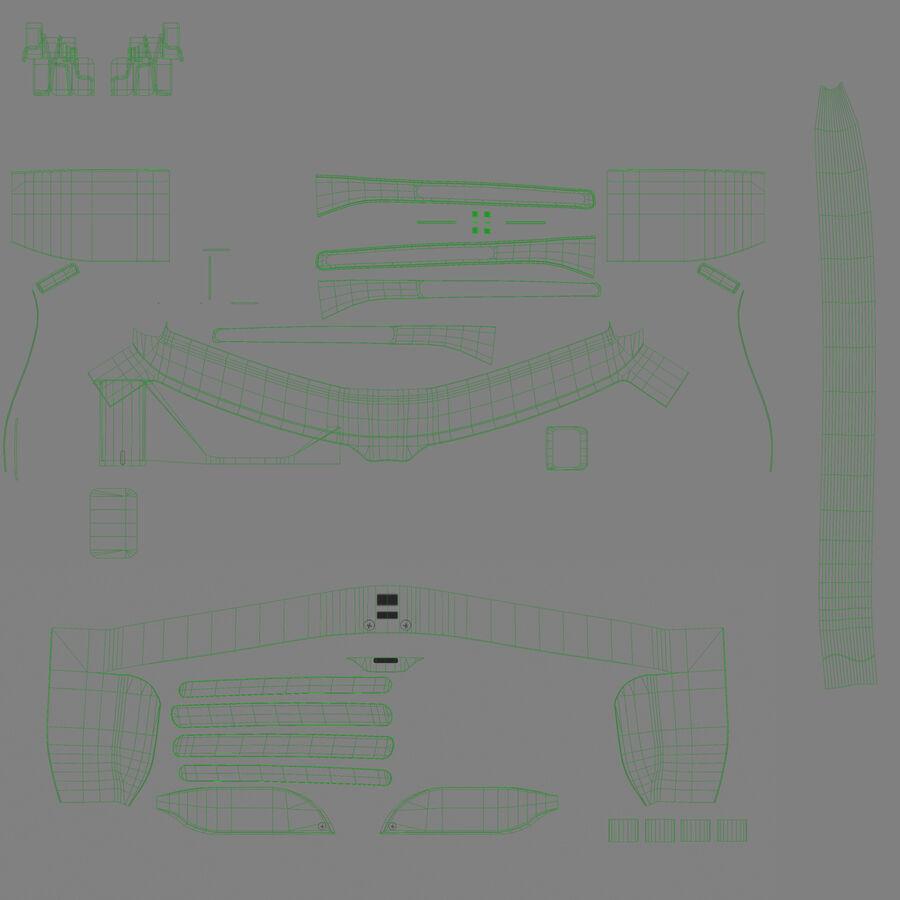 Epson Moverio BT-300 óculos inteligentes para drone royalty-free 3d model - Preview no. 7