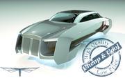 \\ T // Hover Car 15 3d model