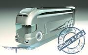 \\T// Hover Bus 13 3d model