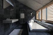 Baño moderno escena 4 modelo 3d