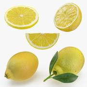 Citron Collection 2 3d model