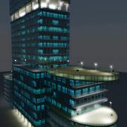 Skyscraper 5 3d model