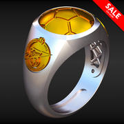 Anillo Zenit Football Club modelo 3d