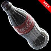 Coca-Cola-fles 3d model