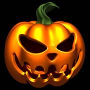 Kürbis Halloween 3d model