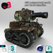Tank1 3d model