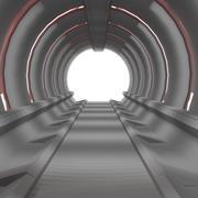 Scifi-interieur 3d model