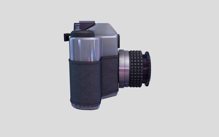 macchina fotografica retrò royalty-free 3d model - Preview no. 4