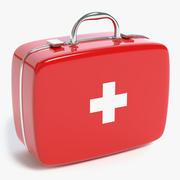 Kit di pronto soccorso 2 3d model