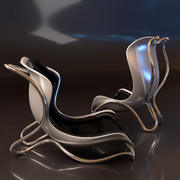 Sandalye 3d model