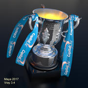 Capital One CUP 3d model