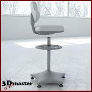 Lab Chair 2 3d model
