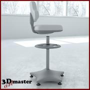 实验椅2 3d model