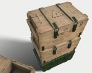 Box_military_RGD2 3d model