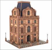 Building V1 3d model