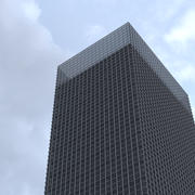 40 Story Standard Building 3d model