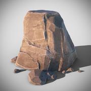 Rock Stone 3d model