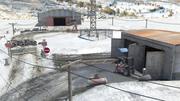 Schneespur 3d model