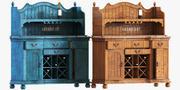 Vintage Bureau 3d model