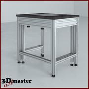 Anti-Vibration Balance Table 3d model