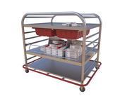 Chariot de fournitures médicales 3d model