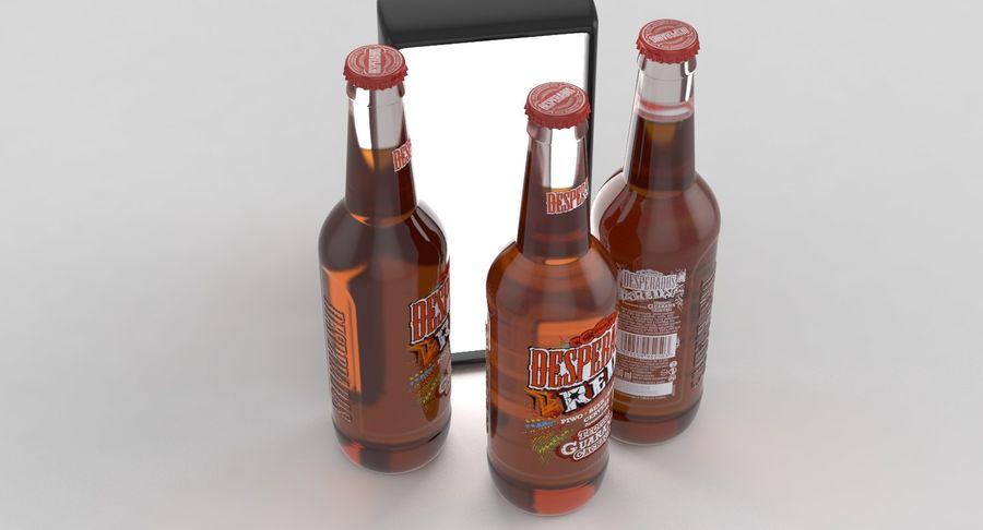 Beer Bottle Desperados Red 400ml 3d Model 19 Max Free3d