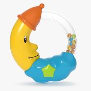 Rammelaar Baby Moon 3d model