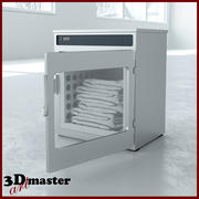 Decke Wärmeschrank 3d model