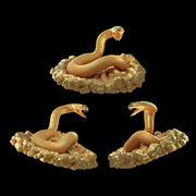 snake 3D 3d model