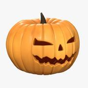 Halloween Kürbis 3d model