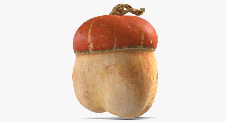 Pumpkin Small royalty-free 3d model - Preview no. 5