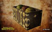 Dragon Eggs 3d model