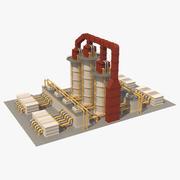Industrial Parte 9 modelo 3d