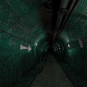 Túnel 3d model
