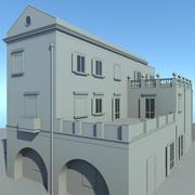 House in San Giorgio 3d model